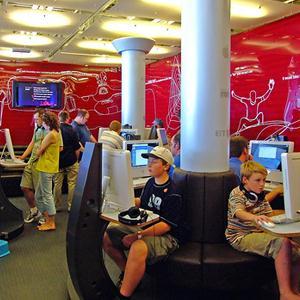 Интернет-кафе Нарткалы