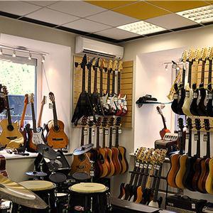 Музыкальные магазины Нарткалы